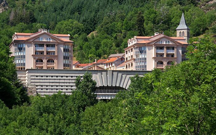 Thermes Saint Laurent-les-Bains
